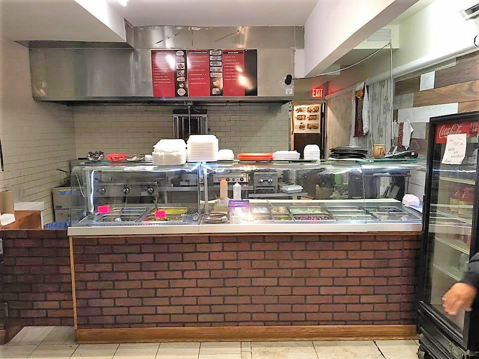 Fast Food Store For Sale In Toronto Downtown