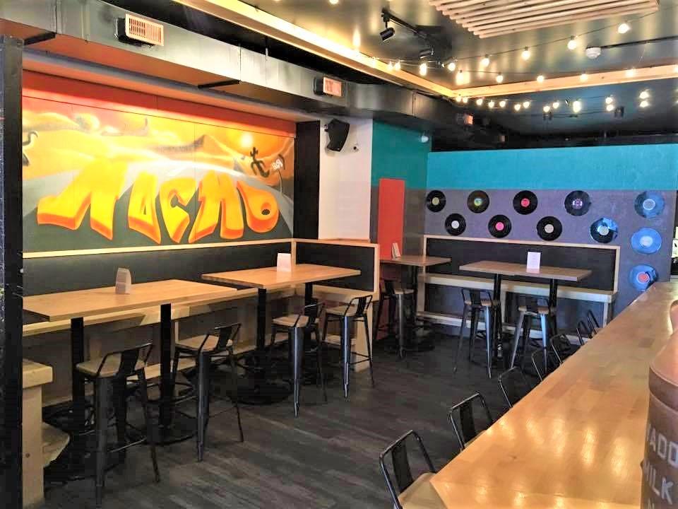 Sold Nacho Bar Toronto Restobrands